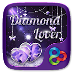 Diamond Lover Go Launcher Theme Icon