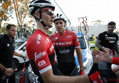 """Aan ambitie geen gebrek bij Belg van Trek-Segafredo: """"Ik hoop op het hoogste schavotje te staan"""""""