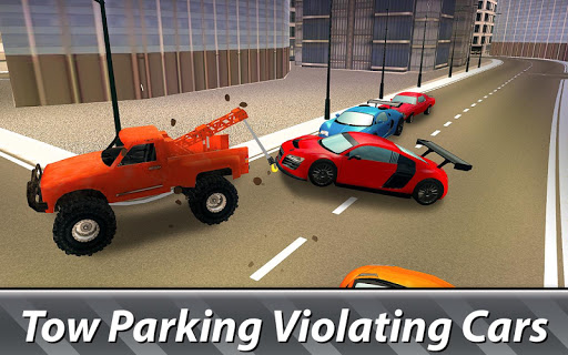 Tow Truck City Driving  screenshots 2