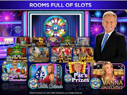 Wheel of Fortune Slots Casino 2.3.69 screenshots 12