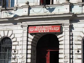 Photo: Nr.33 - Directia Regionala de Posta Cluj - (2011.06.14)