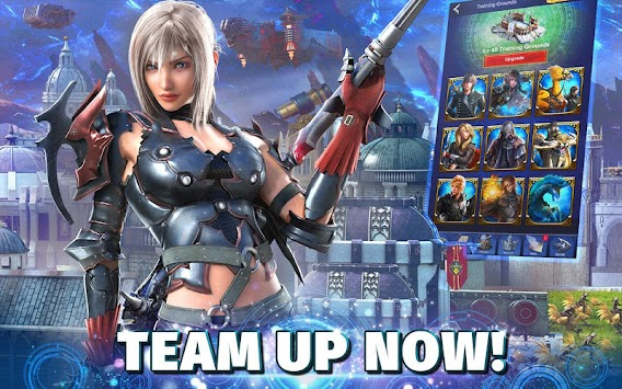 Final Fantasy XV: A New Empire apk screenshot