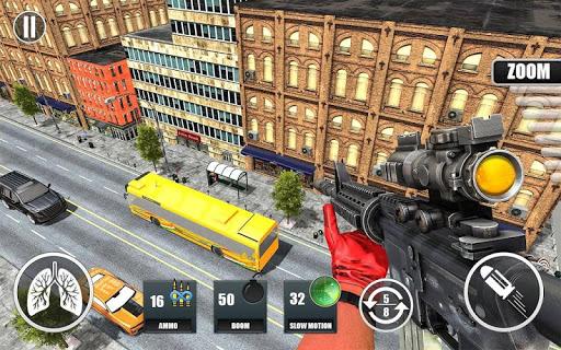 Real Sniper shooter apktram screenshots 6