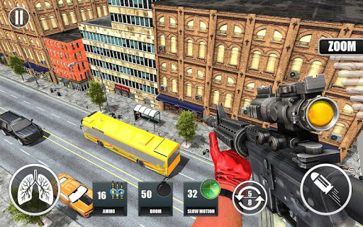 Real Sniper shooter apkmr screenshots 6