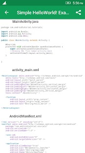 Learn Android Programming - náhled