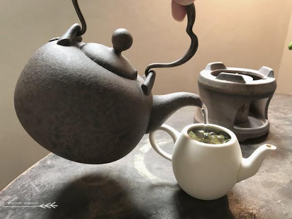 台北 小隱茶庵・巷弄內預約制暫離塵囂的文青茶館