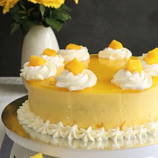 Mango Gelatin Cake Recipes.