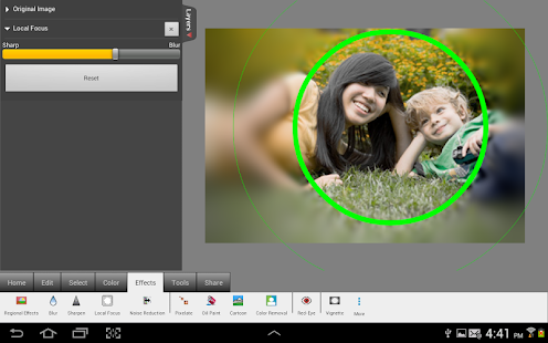 PhotoPad Photo Editor Free- screenshot thumbnail
