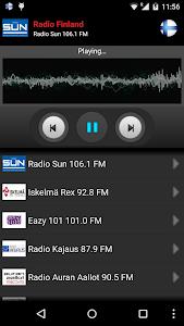 RADIO FINLAND screenshot 1