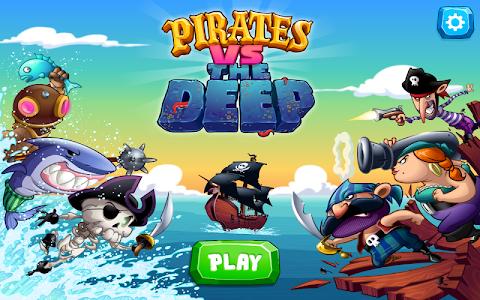 Pirates Vs The Deep v1.12 (Mod Money)