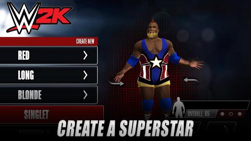 Download WWE 2K MOD APK 3