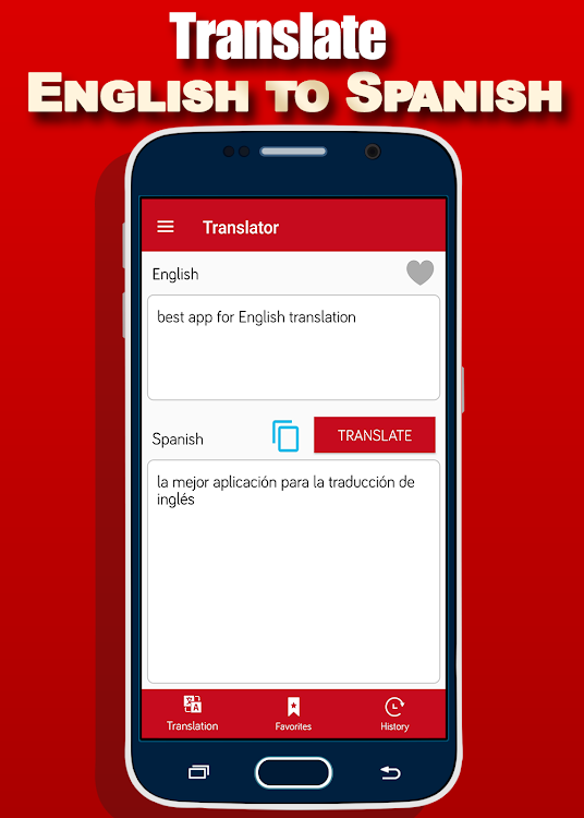 English to Spanish Translator – (Android Apps) — AppAgg