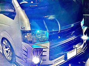 ハイエース TRH200V S-GLのカスタム事例画像 y pro【東京箱愛會】さんの2020年12月24日21:10の投稿
