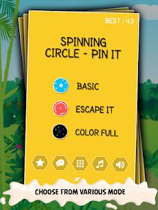 Spinning Circle – Pin It 1