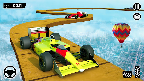 Mega Ramp Formula Car Stunts - New Racing Games for PC-Windows 7,8,10 and Mac apk screenshot 8