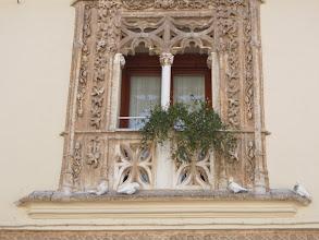 Photo: Fenster in der Altstadt
