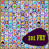 101 FRY Games