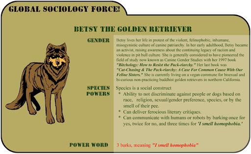 Betsy The Golden Retriever