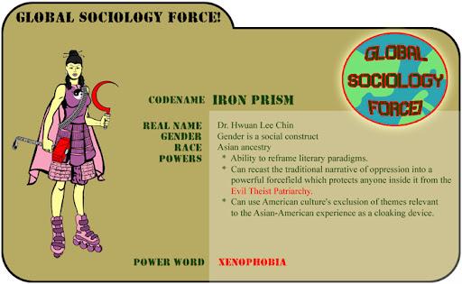 Code Name: Iron Prism