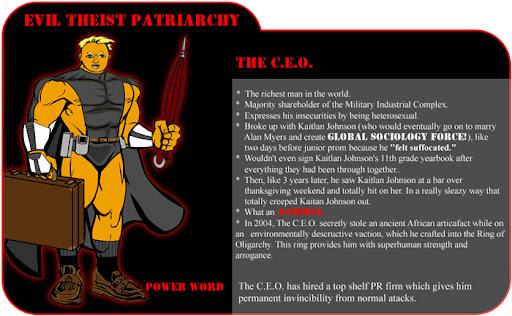 The C.E.O.