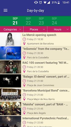 Mercè 18 Festa Major Barcelona 6.0.7 screenshots 4