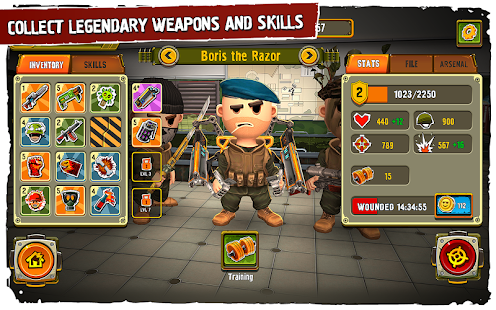 Pocket-Troops 6