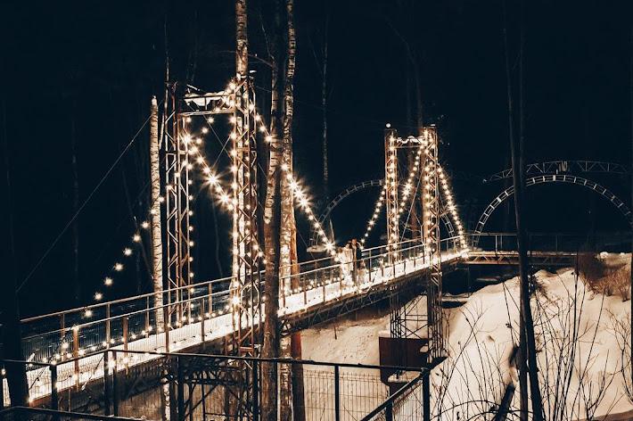 Фото №3 зала Навесной мост