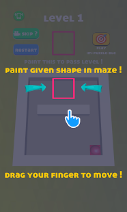 Roller Paint - Splat Puzzle Screenshot