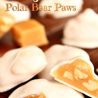 See's Polar Bear Paws