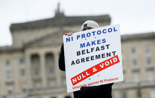 The PM's changes to the NI Protocol were vital