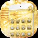 Gold Shining Elegant Theme icon