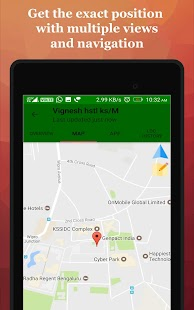 Uniqtracker - Location Tracker, Personal Diary- screenshot thumbnail