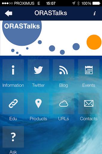ORASTalks