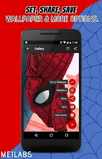 SPIDEY Wallpapers HD - náhled