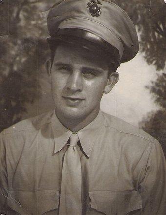 relative from world war II