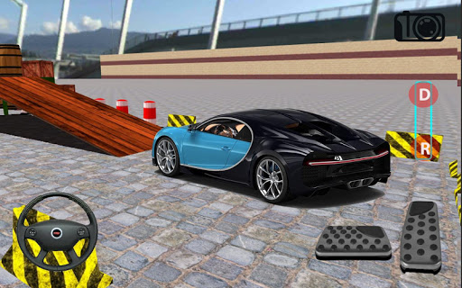 Car Driving parking perfect - car games modavailable screenshots 1