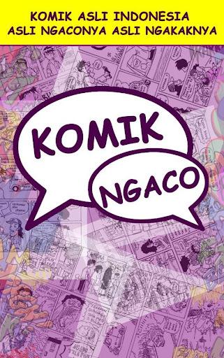 Komik Ngaco screenshot