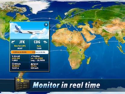 Game Airlines Manager - Tycoon 2019 APK for Windows Phone