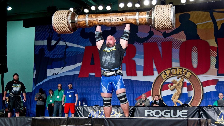 World's Strongest Man 2016