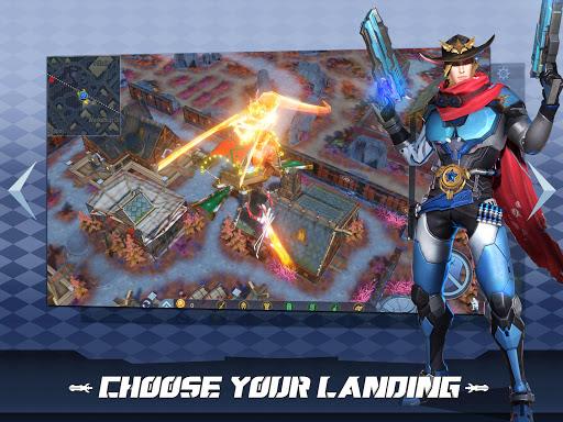 Survival Heroes - MOBA Battle Royale 2.0.2 screenshots 8