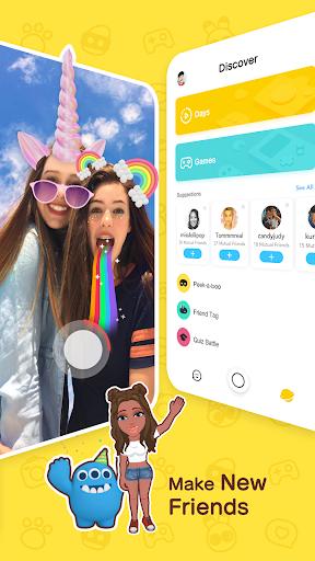 BOO! - Next Gen Messenger 4.6.7 screenshots 2