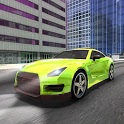 City Taxi Car 🚕 Driving Simulation Mission Games icon