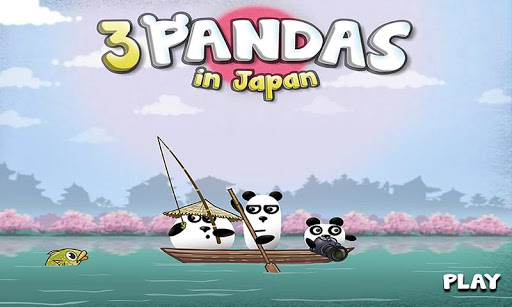 3 Pandas in Japan : Adventure Puzzle Game screenshots 3