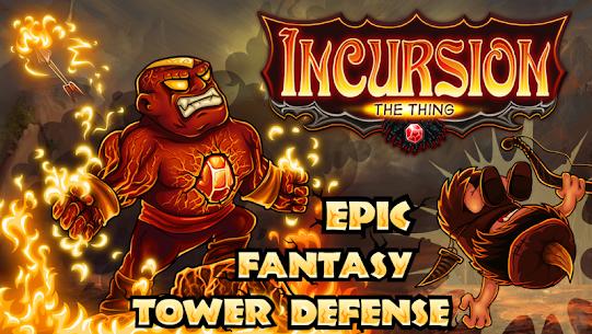 Tower defense: Thing TD game 1.0.49 APK + MOD (Unlocked) 2