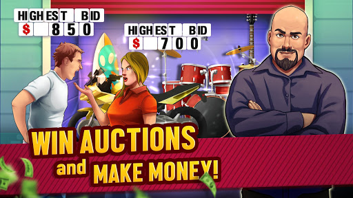 Bid Wars - Storage Auctions and Pawn Shop Tycoon - screenshot