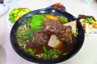 竹園牛肉麵