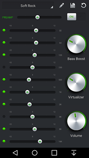 PlayerPro Music Player Trial screenshot 3