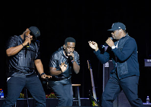 Photo: Boyz II Men 2016 at Sound Board