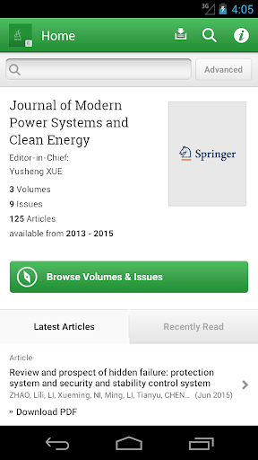 J Mod Power Syst Clean Energy