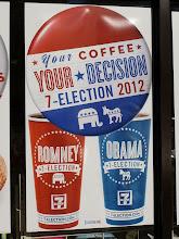 Photo: Coffee Mugs matching your political attitude.
